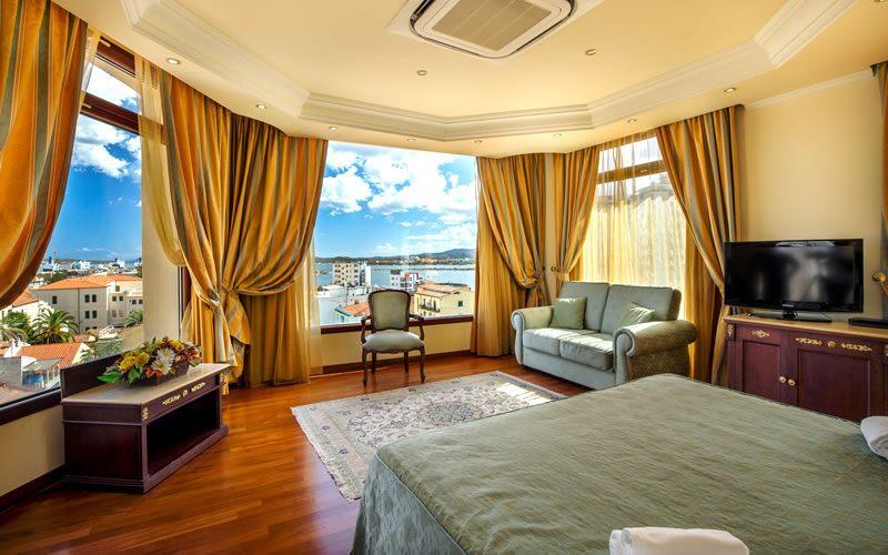 Люкс «Панорама» Hotel Panorama