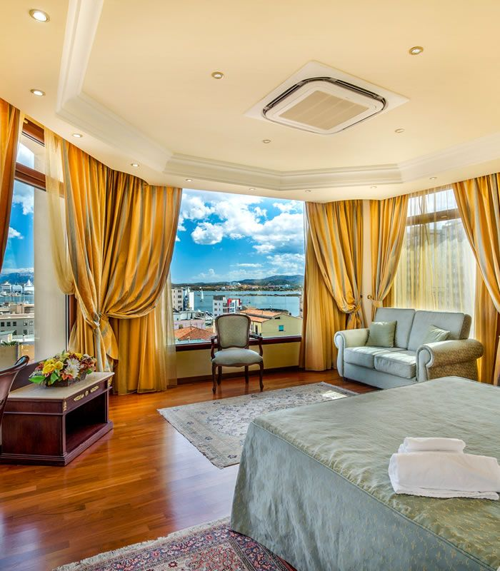 Camera Matrimoniale A Olbia.Hotel Olbia Booking Camere E Suite Hotel Panorama Olbia Sardegna