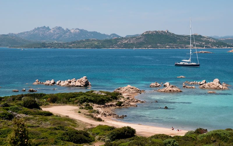 Tour N°1- La Maddalena Archipel Hotel Panorama