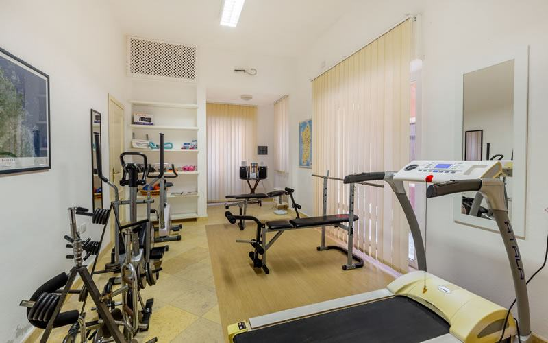 Fitness room Hotel Panorama