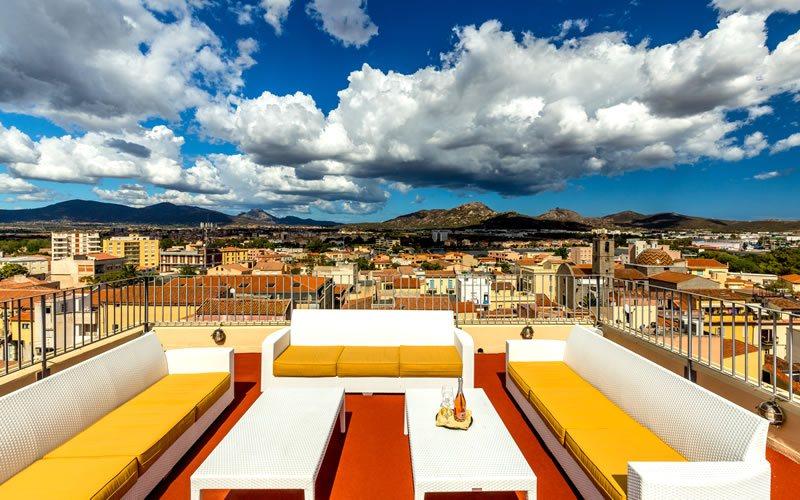 Roof Garden Hotel Panorama
